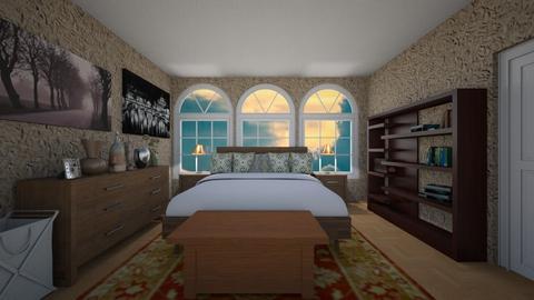 Zarazl Dalaran - Bedroom - by scourgethekid