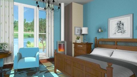 BandB - Classic - Bedroom - by milyca8