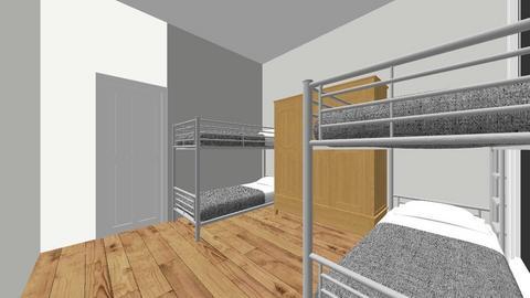 1 - Modern - Kids room - by jackthejackal