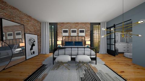 Teen room - Bedroom - by ccassidyyevvanns