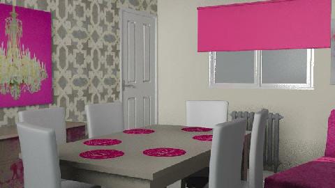RR18_2 sat 2 - Dining Room - by FRANKHAM