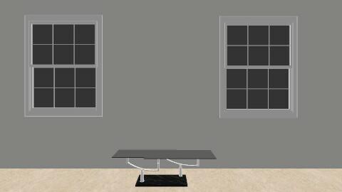White room - Modern - Living room - by K_White