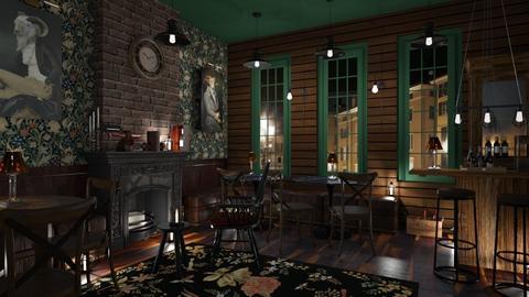 Old Pub - by rossella63