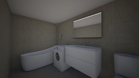 anpa - Bathroom - by anpa