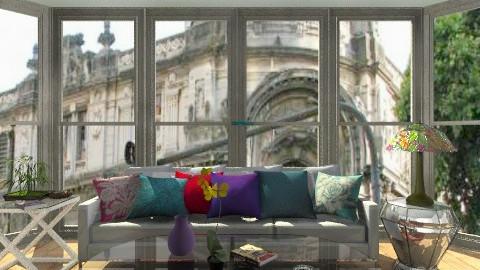windows - Living room - by jujulianamara