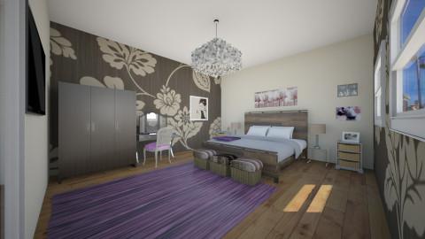 Bedroom - Bedroom - by Tessa Feikens