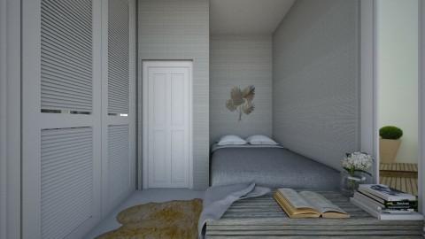 Casa150Bedroom - Eclectic - Bedroom - by nickynunes