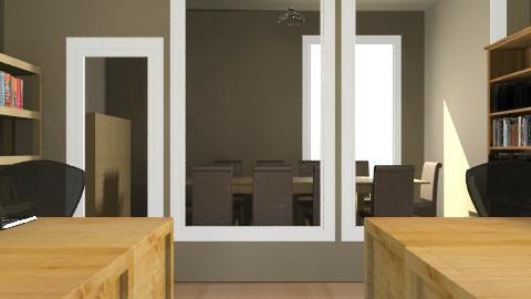 iroda - Minimal - Office - by Ritus13