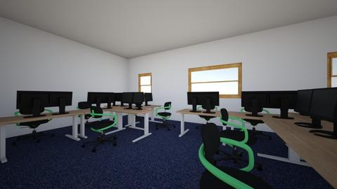 Sales room - Office - by mbattley
