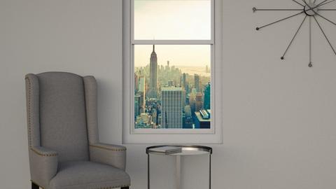 grey - Modern - Living room - by AmberAthene