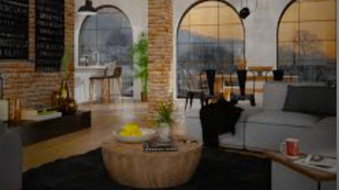 Modern Posh - Living room - by iampebbles