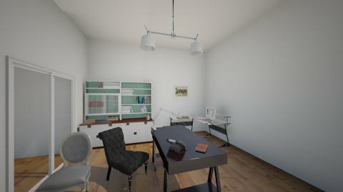 bit weird - Living room - by annanananana