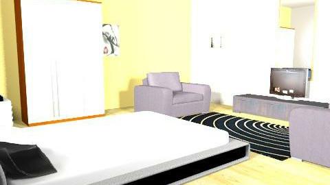 BABA 02 - Bedroom - by chfahimbaba