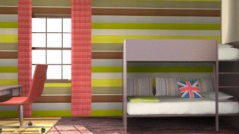 kid's room - Modern - Kids room - by rafpapduth