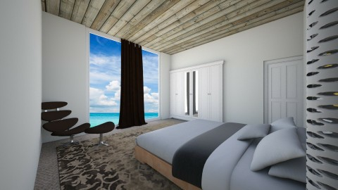 beach house - Country - Bedroom - by Ella_4_dayz