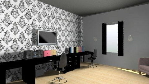 Office Shic  - Office - by JA Design