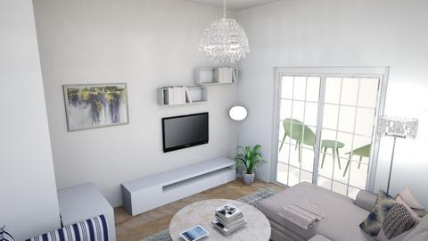 casa caroniko - Country - Living room - by viopio
