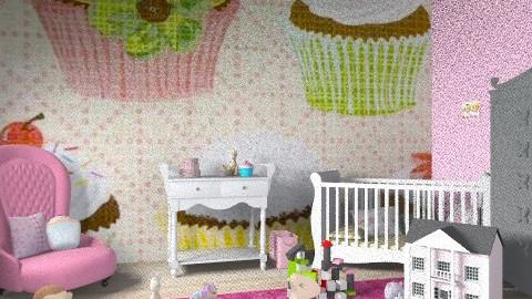 Sweet Dreams - Vintage - Kids room - by lottie21