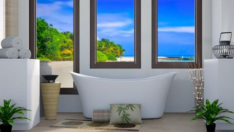 Bathroom - Modern - Bathroom - by millerfam
