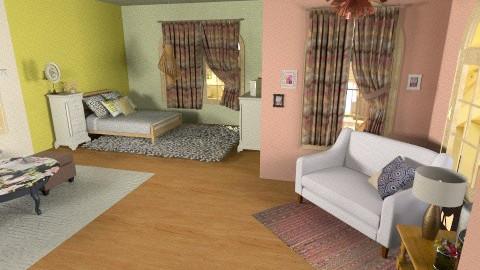 Vintage - Vintage - Living room - by HGranger2