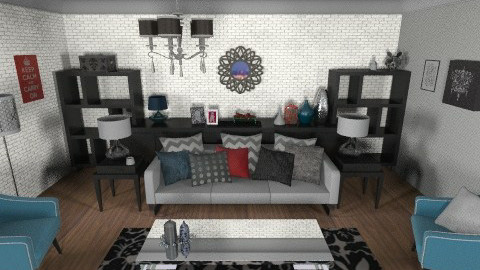 not done - Feminine - Living room - by kiranicole420