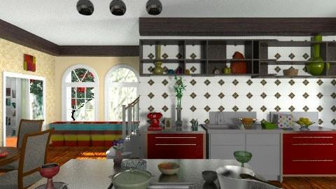 Kitchen - Eclectic - Kitchen - by sasalex88