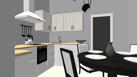 kitchen1 - Kitchen - by K4tek23