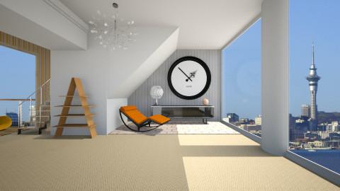 Unwind - Minimal - Living room - by Nicky West