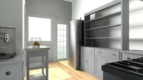 Kitchenidea2 - Classic - Kitchen - by nilou