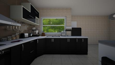 kuhinja9 - Kitchen - by Tomy22