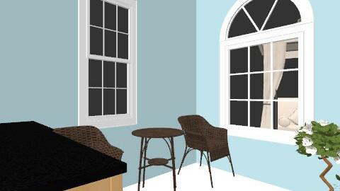 Light lounge - Modern - by Ellie Lee