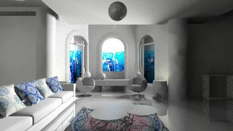 NY  - Modern - Living room - by juliacavallaro