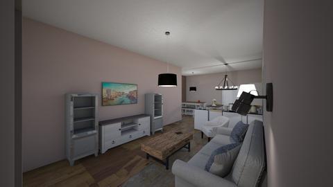 b13 - Living room - by Niva T