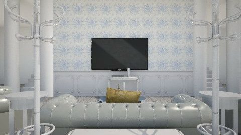 Dream_Living Room - Living room - by TOP