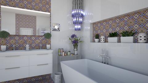 WLJ 1 - Bathroom - by TeA design Belgrade