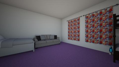 1ksea - Classic - Kids room - by levk
