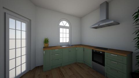 My future kitchen - Kitchen - by brontevankesteren