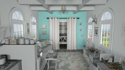Bungalow just for 2 - by Elnuyn