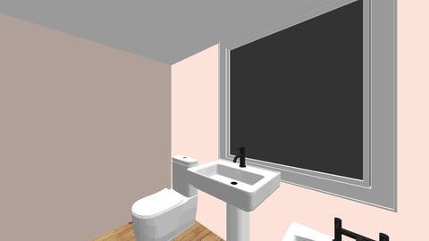 Current bathroom ideas - Bathroom - by rubyredberry