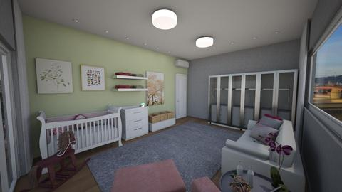 Baby Room - Kids room - by beatrizrauta