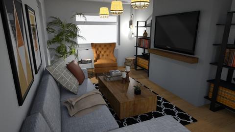 Help - Modern - Living room - by teighmac
