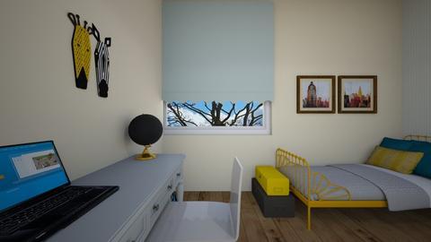 kid bed room part 1 - Kids room - by sahar94