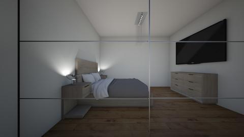 012345678910 - Bedroom - by urskaadrevensek