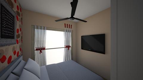 bedroom - by gaurav108