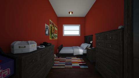middle school er cool boy - Modern - Bedroom - by jade1111