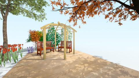 dddd - Garden - by Sandy cristina lohn