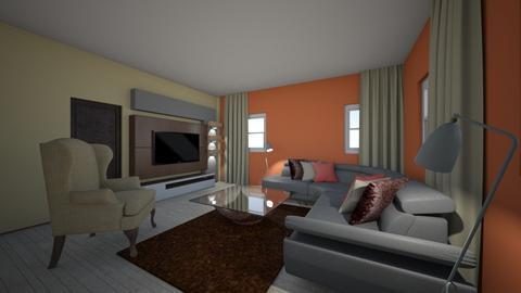 CHUKWUJEKWU SITTING ROOM - Living room - by jfx
