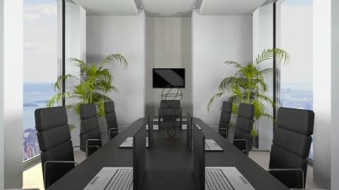Board room - Modern - Office - by Ivana J