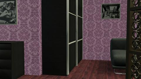 Liam's Bedroom 2 - Bedroom - by leelee_electro