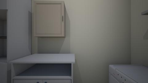 Medium Apartment - Living room - by WestVirginiaRebel